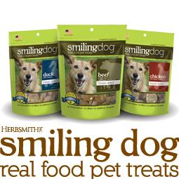 smilingdoggreenbags